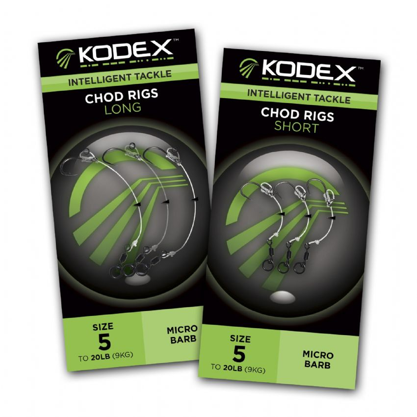 Kodex Chod Rigs - Soar Tackle